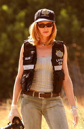 "CSI"" Catherine Willows"